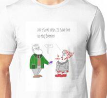 Grandma likes One Up The Bottom! Unisex T-Shirt