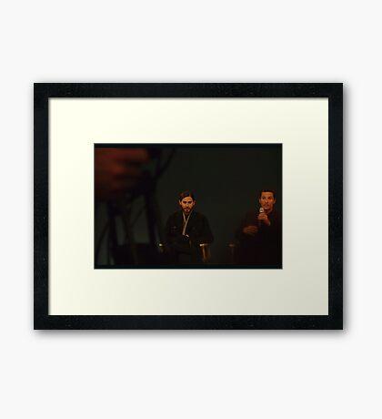 Jared Leto Framed Print