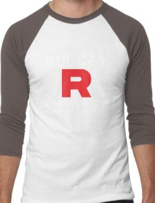 Team Rocket University Men's Baseball ¾ T-Shirt