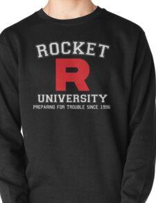 Team Rocket University Pullover