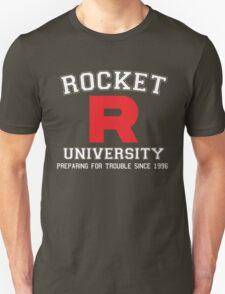 Team Rocket University T-Shirt