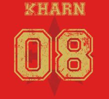 Kharn - Captain Tee by simonbreeze