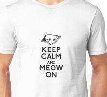 Meow On Unisex T-Shirt
