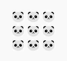 Panda Party Unisex T-Shirt