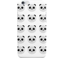 Panda Party iPhone Case/Skin