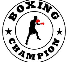 Boxing Champion by kwg2200
