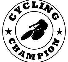 Cycling Champion by kwg2200
