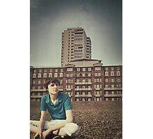 Seaside Musings Photographic Print