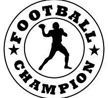 Football Champion by kwg2200