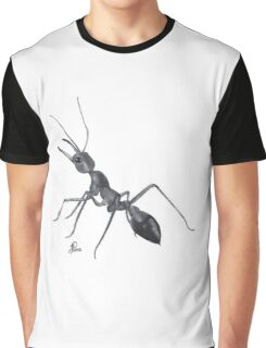 Giant Bull Ant Graphic T-Shirt