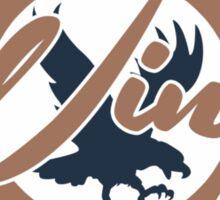 Ravenclaw Wings Sticker