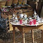 Tea Is Served  by Alexandra Lavizzari