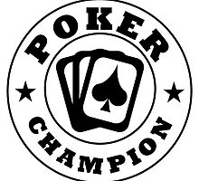 Poker Champion by kwg2200