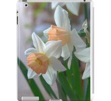 Delicate Daffodils  iPad Case/Skin