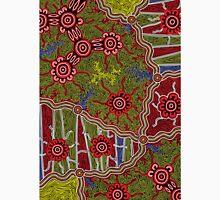 Authentic Aboriginal Art - Connections Unisex T-Shirt