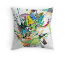 Numb Throw Pillow