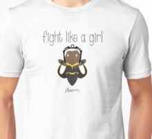 Fight Like a Girl - African Princess Unisex T-Shirt