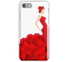 The Dancer (Flamenco) iPhone Case/Skin