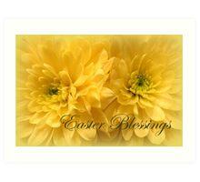 Easter Blessings Art Print