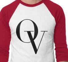 OV Symbol Men's Baseball ¾ T-Shirt