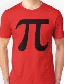 Pie Symbol 3.14 Unisex T-Shirt