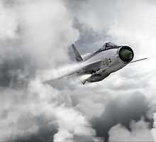 Lightning Strike by J Biggadike