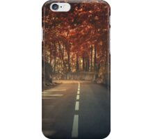 On the turning iPhone Case/Skin