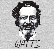 Alan Watts by thelight