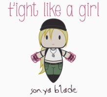 Fight Like a Girl - General Kids Clothes