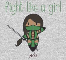 Fight Like a Girl | Friend Warrior One Piece - Long Sleeve
