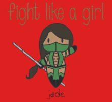 Fight Like a Girl | Friend Warrior One Piece - Short Sleeve