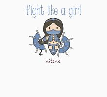 Fight Like a Girl - Princess Unisex T-Shirt