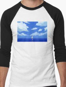 LOST IN A DREAM Men's Baseball ¾ T-Shirt