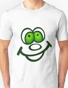 Green Smile T-Shirt