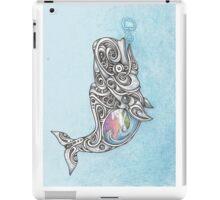 Beluga whale  iPad Case/Skin