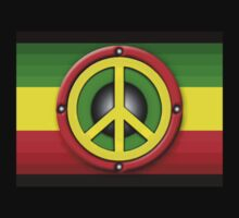 Reggae/Rasta Speaker by Slave UK