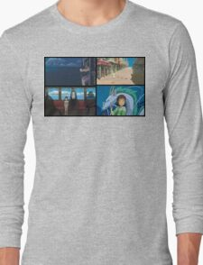 IT'S JUST A BAD DREAM Long Sleeve T-Shirt