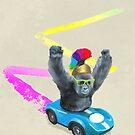 Go Ape! by levman
