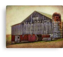 Mail Pouch Canvas Print