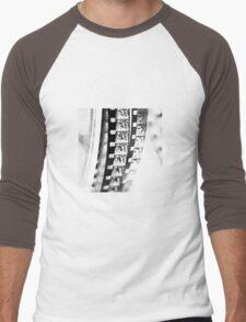 captured memories Men's Baseball ¾ T-Shirt