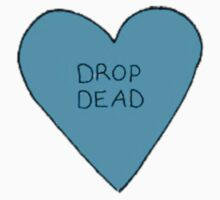 Drop Dead Heart by punkypromises