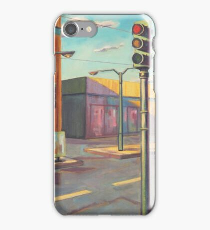 Stop iPhone Case/Skin