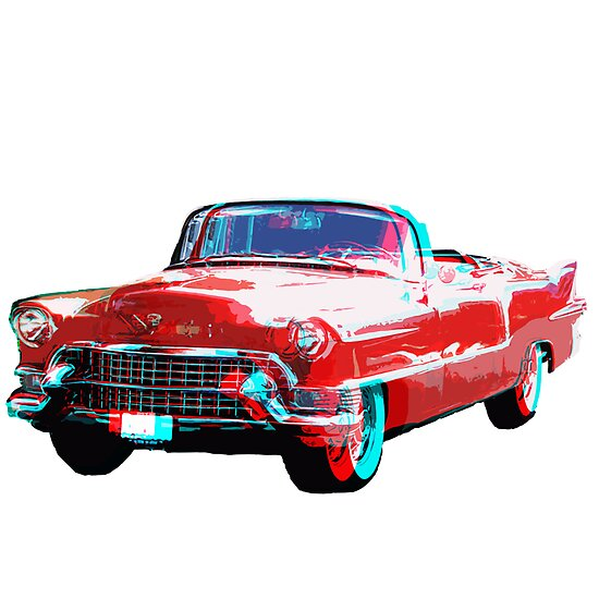 3D Cadillac by SeijiArt