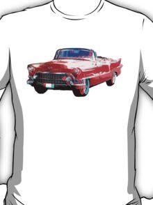3D Cadillac T-Shirt