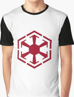 Imperial Crest Red Graphic T-Shirt