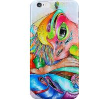 Turn on, Tune In, Drop Out iPhone Case/Skin