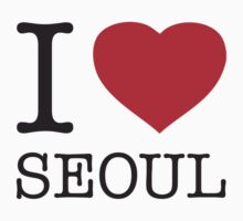 I ♥ SEOUL by eyesblau
