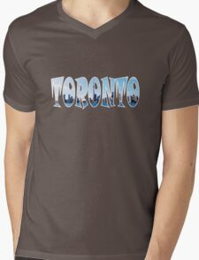 Toronto Mens V-Neck T-Shirt
