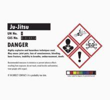 Ju Jitsu - Safety Notice by UchimataMan