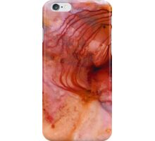 Garnet Sea - Abstract Art By Sharon Cummings iPhone Case/Skin